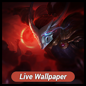 Project Yasuo HD Live Walpaper