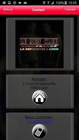 android LE MEN CLUB Screenshot 2