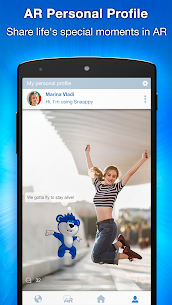 Snaappy Mod Apk V1.5.689- AR Social Network 4