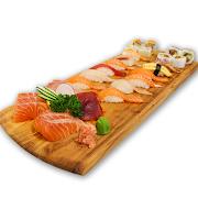 77. Deluxe Assorted Sushi & Sashimi