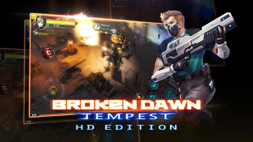 Broken Dawn:Tempest HD cheat screenshots 2