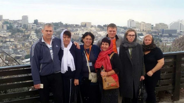 Экскурсия в Израиле с гидом Светланой Фиалковой