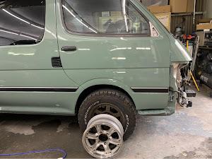ハイエースワゴン KZH126Gのカスタム事例画像 Tさんの2020年02月04日22:52の投稿