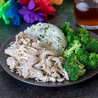 Pressure Cooker Kalua Chicken.