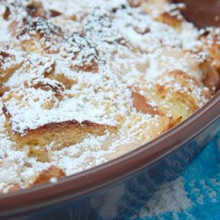 Brown Sugar Cheesecake French Toast Bake