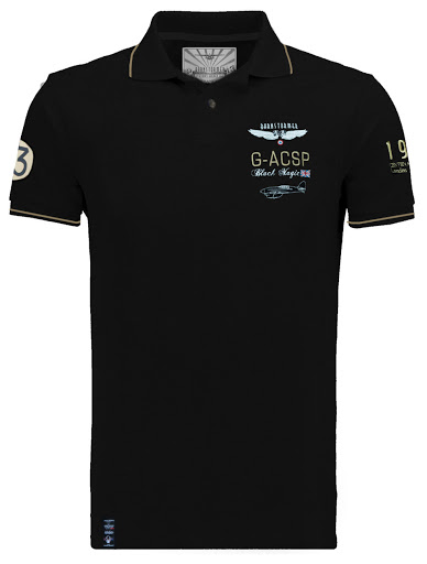 polo-black-magic-homme-avion-made-in-france