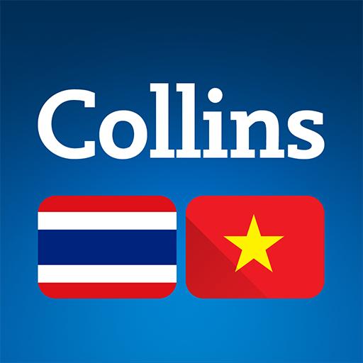 Collins Thai<>Vietnamese Dictionary Icon