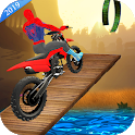 Crazy Spider-man Rope Girl Bike Stunts Master 20 icon