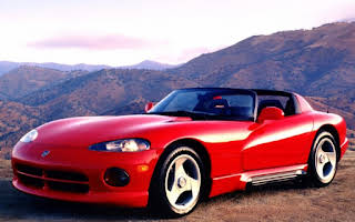 Dodge VIPER R/T10 Rent Grand Est