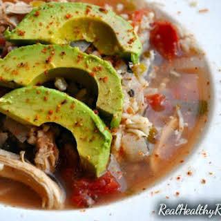 Best Ever Chicken Tortilla Soup.