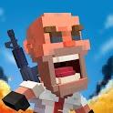 Guns Royale - Multiplayer Blocky Battle Royale icon