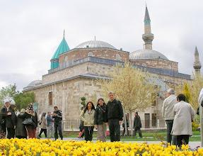 Photo: Konya Mevlana Müzesi - 20.04.2013