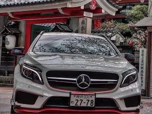 GLAクラス  2015年のカスタム事例画像 K慶E慶Iさんの2020年04月06日08:26の投稿