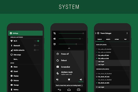 Leaf – PA/CM11 Theme 2.6.6 APK with Mod + Data 1