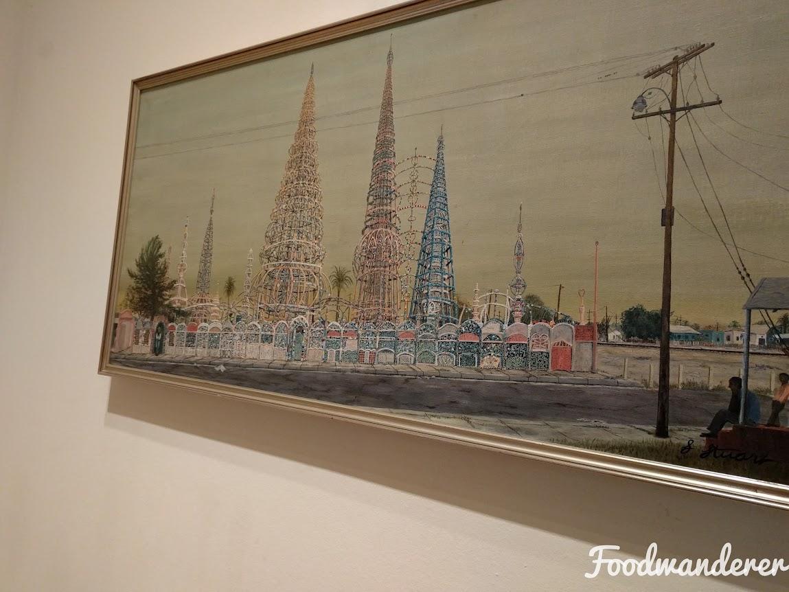 Museum Canvas