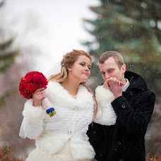 Wedding photographer Egor Shalygin (Snayper). Photo of 20.01.2014