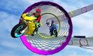 screenshot of Mega Ramp 2019: Impossible Moto Bike Tracks Stunts