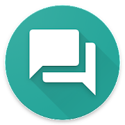 Text bubble stickers for WhatsApp