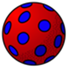 Crazy Ball : REACH THE STARS icon