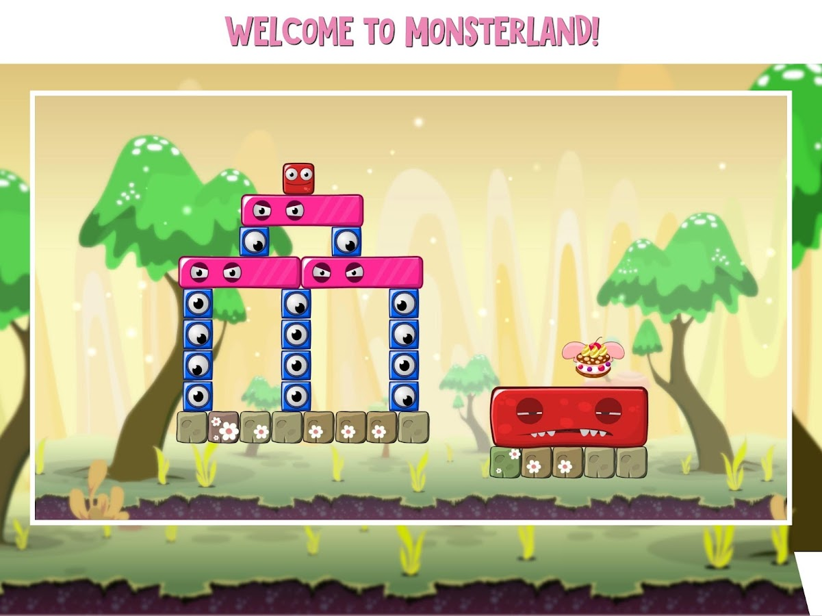 Monsterland. Junior vs Senior- screenshot