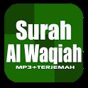 Surah Al Waqiah Mp3 Translation icon