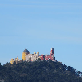 Sintra by Catarina Cardoso - Buildings & Architecture Statues & Monuments