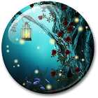 Firefly Live Wallpaper icon