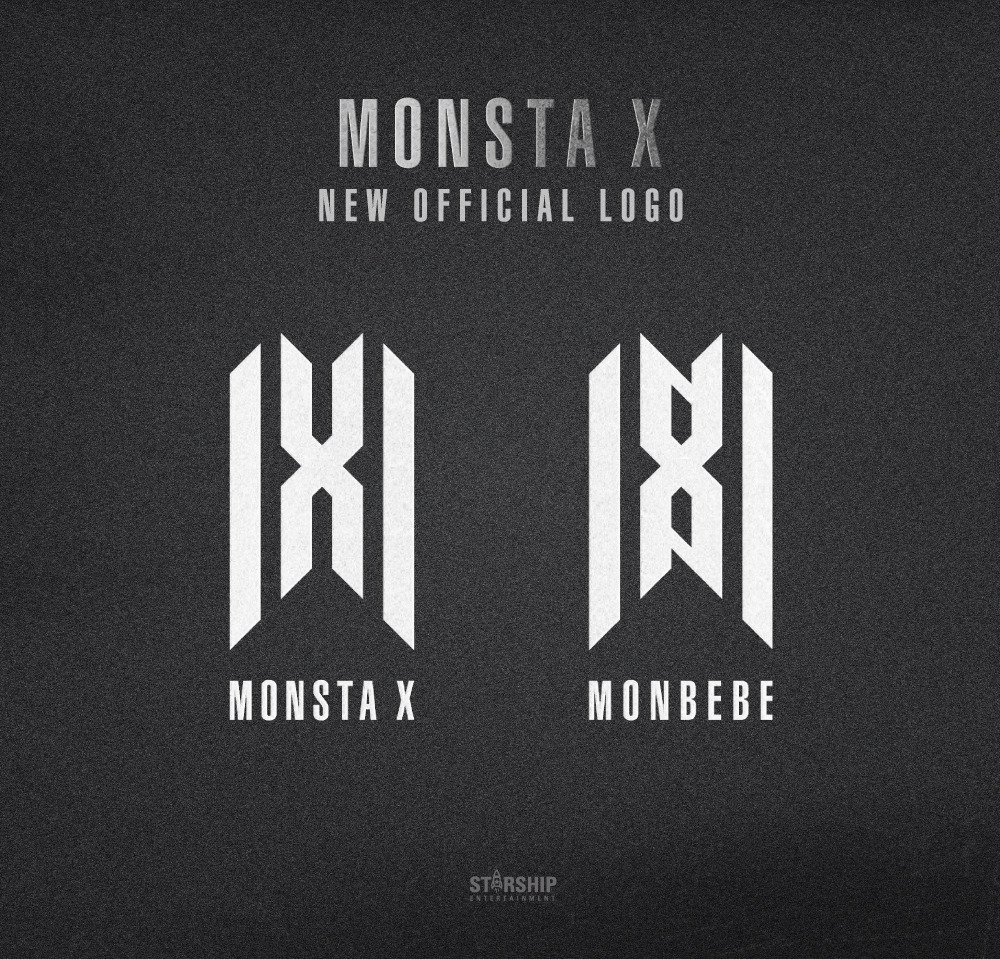monsta x new logo