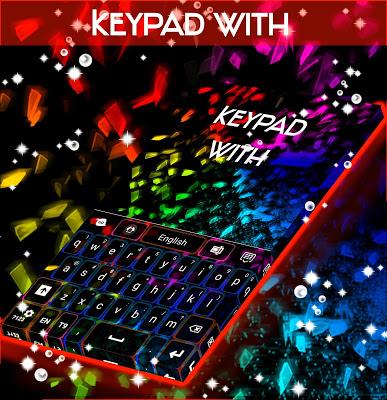 Keypad with Color - screenshot