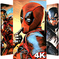 Superheroes Wallpapers | 4K Backgrounds download