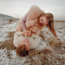 Wedding photographer Inna Cimbalistaya (inna2007). Photo of 04.02.2018
