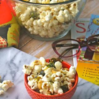 Sesame and Nori Popcorn