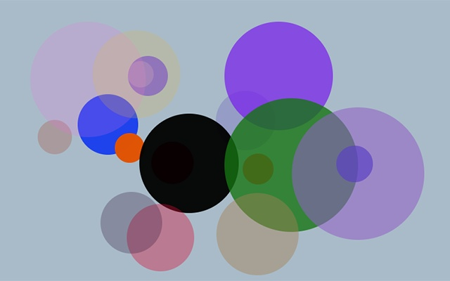 Bubble Growing Theme