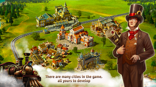 Transport Empire: Steam Tycoon  screenshots 12