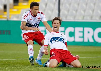 """Kortrijk-aanvoerder Van der Bruggen blikt terug op een """"redelijk goede seizoensstart"""""""