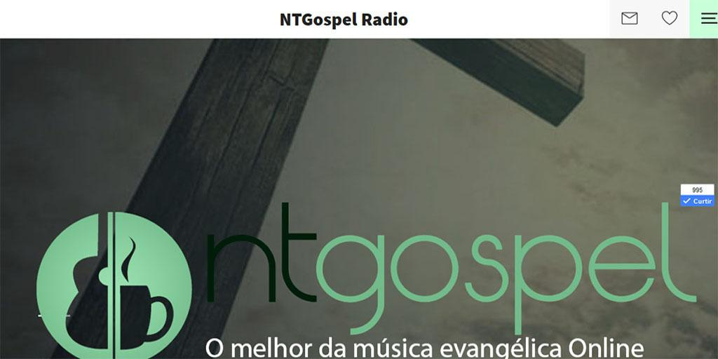 NT Gospel Rádio Online- screenshot