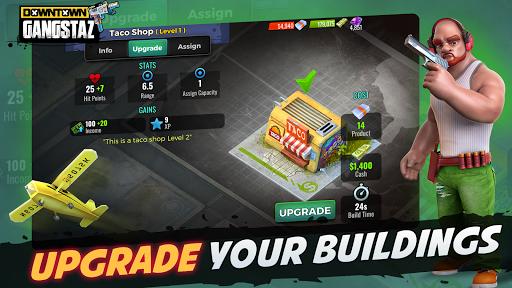 Downtown Gangstas: Gangster City - Hood Wars 0.3.81 screenshots 8