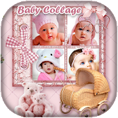 Baby Photo Collage Editor