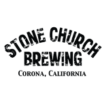 Logo for Stone Church Brewery