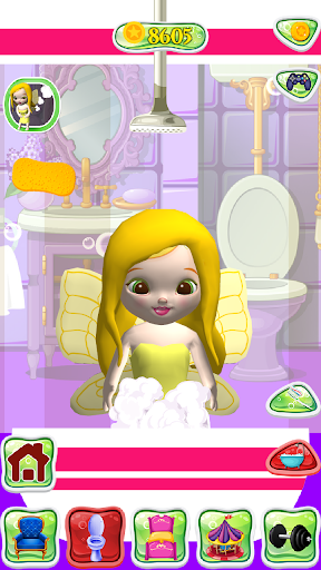 Talking Fairy 1.8 screenshots 4