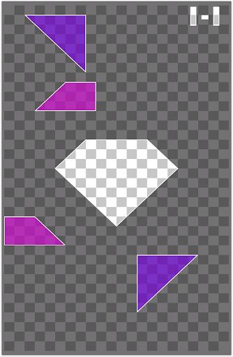Tangram puzzle ss3