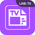 TV Programm App mit Live TV icon