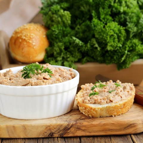 Vegetable Pate (Mock Chopped Liver) Recept   Yummly