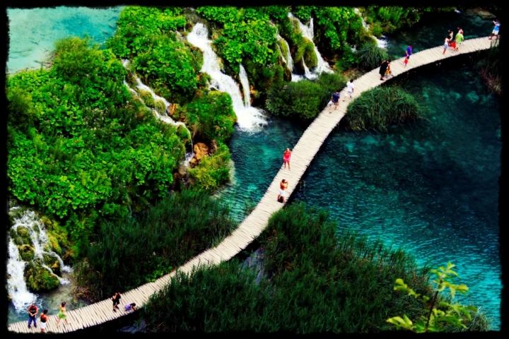 Un ponte sul paradiso! di Sara Imbesi