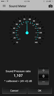 Decibel meter-Sound sensor,level meter,db meter - náhled