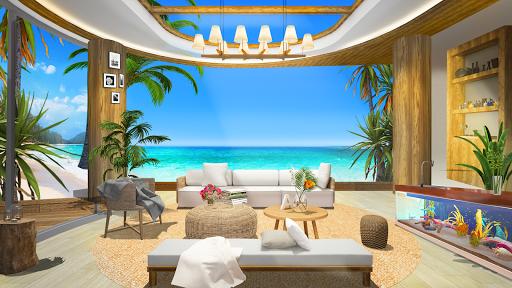 Home Design : Paradise Life screenshots 2