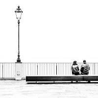 Una panchina per due di