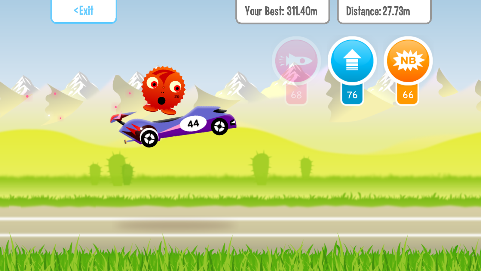 Squeebles Addition Subtraction- screenshot