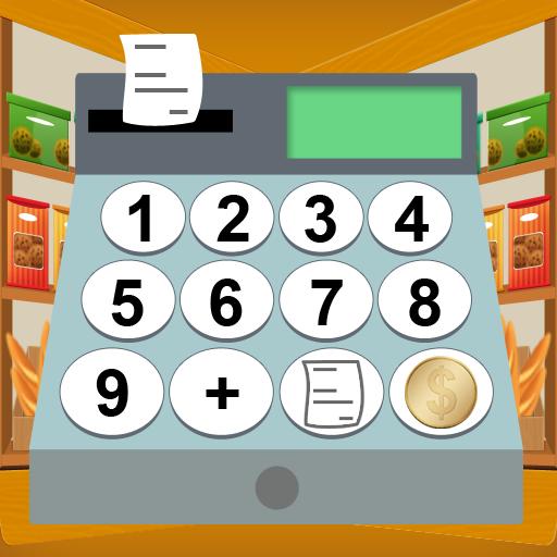 超市收银员游戏 休閒 App LOGO-APP試玩