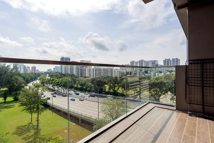 Exterior of Pasir Ris Apartments